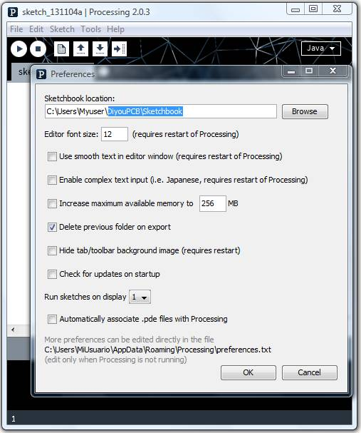 DiyouPCB – Installing the software | Diyouware com